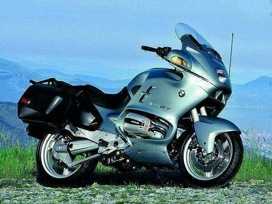 BMW R 850 RT technical specifications